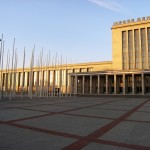Messegebäude Exhibition grounds building