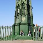 Kreuzberg-Denkmal Monument on the Kreuzberg hill