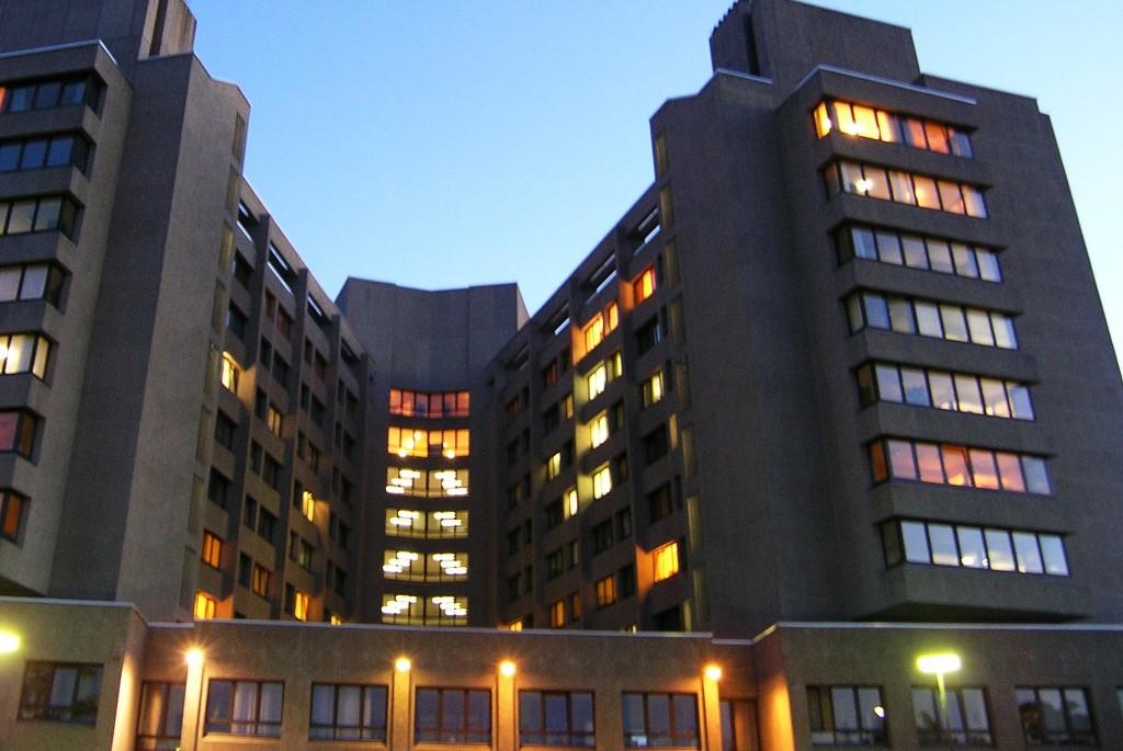 Urban-Krankenhaus (A hospital)
