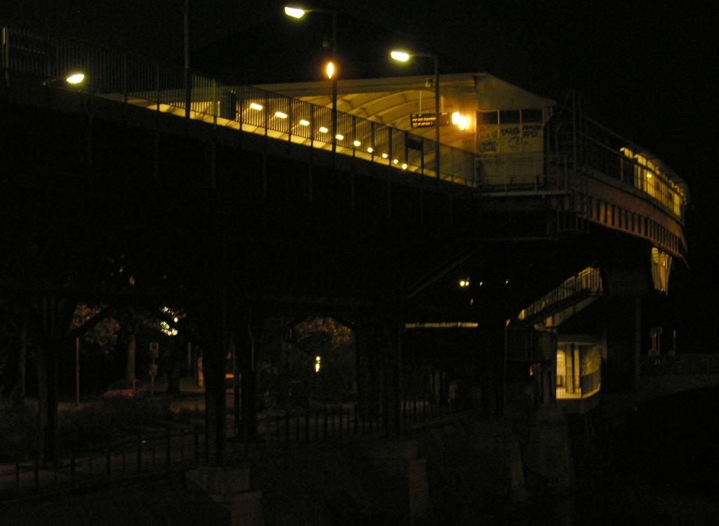 U-Bahn Hallesches Tor