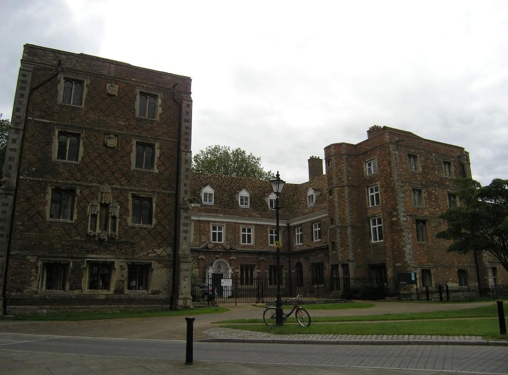 Ely: Bishop's Palace