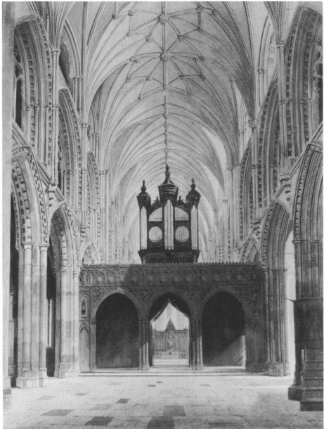 R.H. Essex: Ely Cathedral