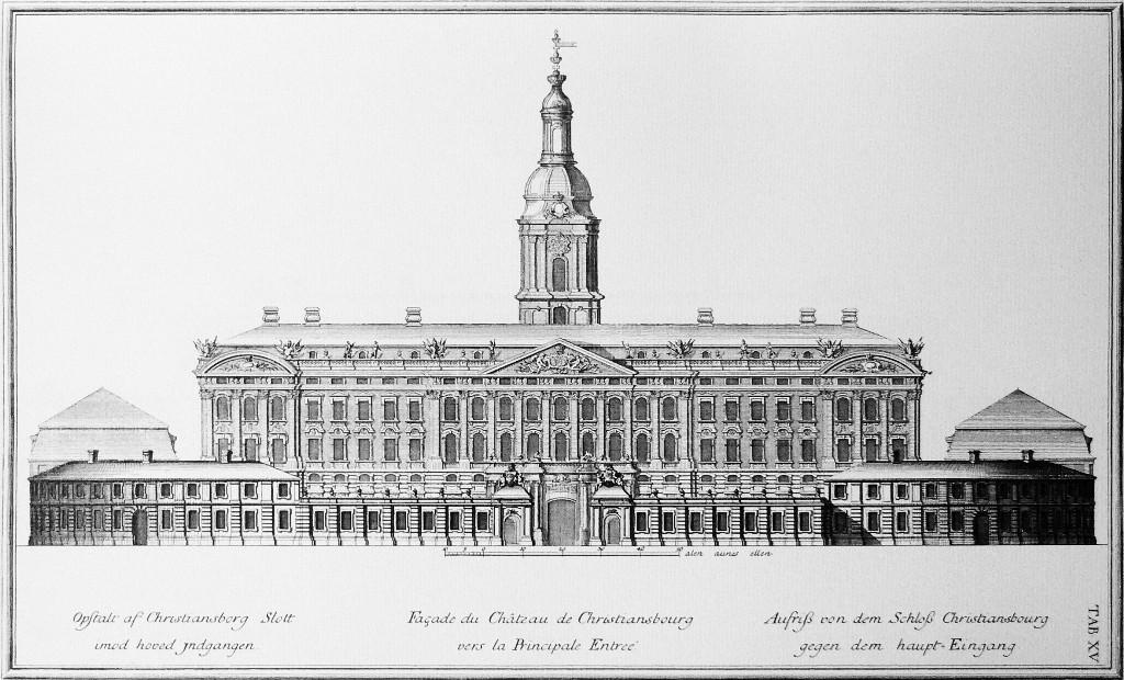Lauritz de Thurah: Den danske Vitruvius (1746)