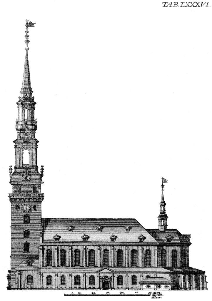 Laurids de Thurah: Hafnia hodierna (1748)