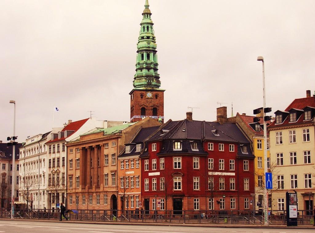 Kopenhagen: Sankt Nikolaj Kirke