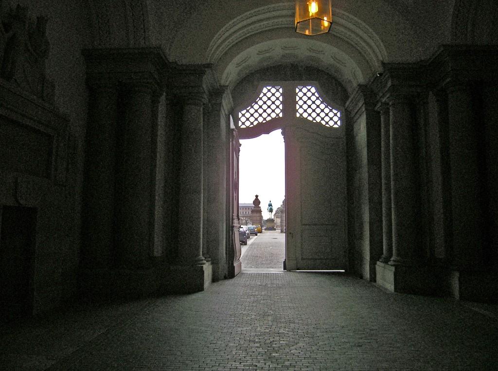 Kopenhagen: Christiansborg Slott