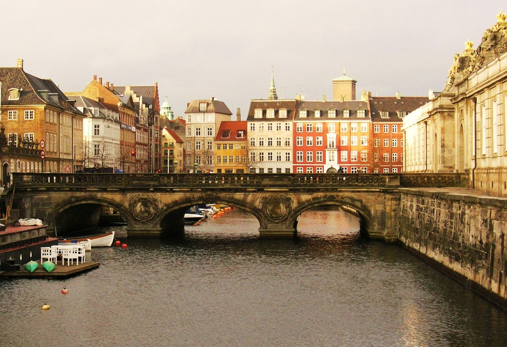 Kopenhagen: Marmorbroen