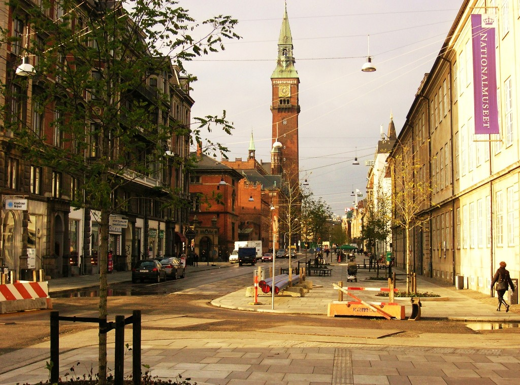 Kopenhagen: Vester Voldgade
