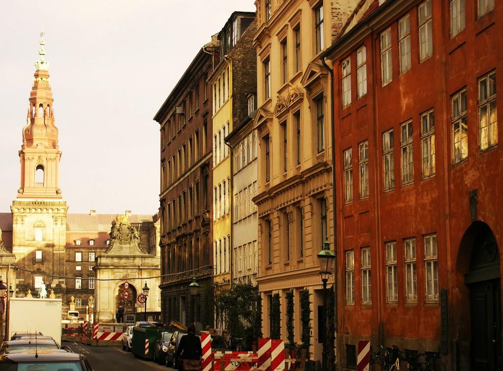 Kopenhagen: Ny Vestergade