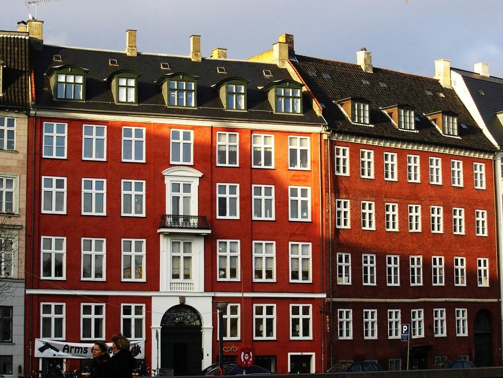 Kopenhagen: Nybrogade