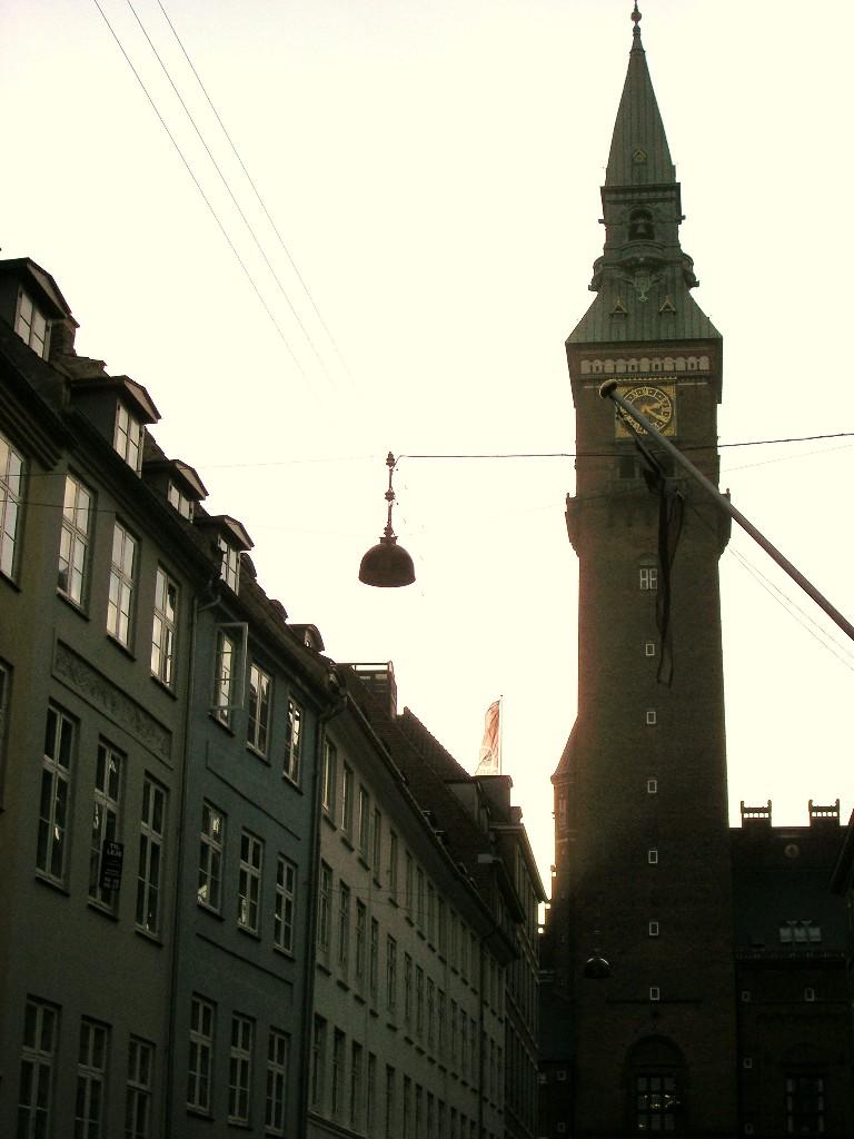 Kopenhagen: Rådhus (Town Hall)