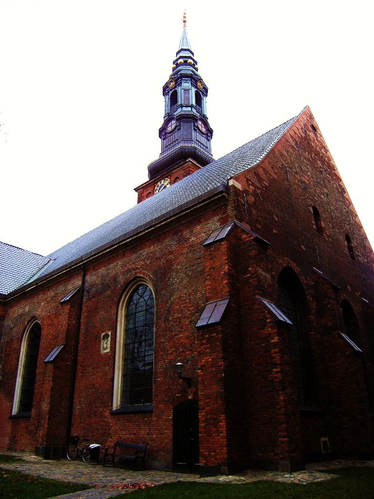 Kopenhagen: Sankt Petri Kirke