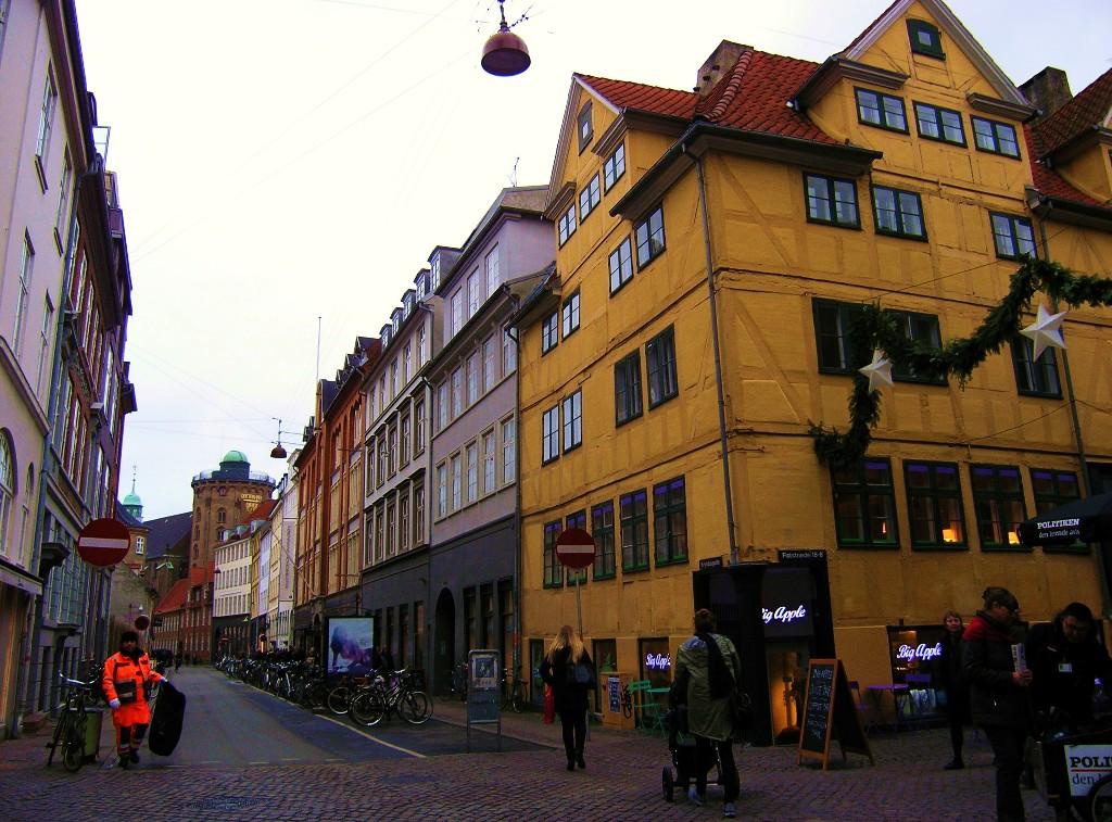 Kopenhagen: Krystalgade
