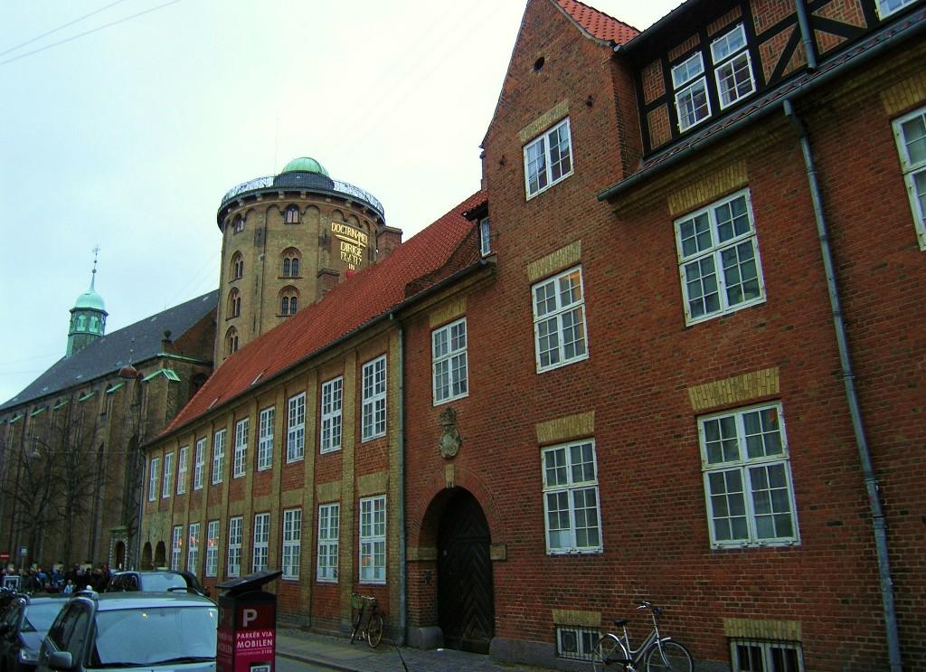Kopenhagen: Regensen & Trinitatis Kirke
