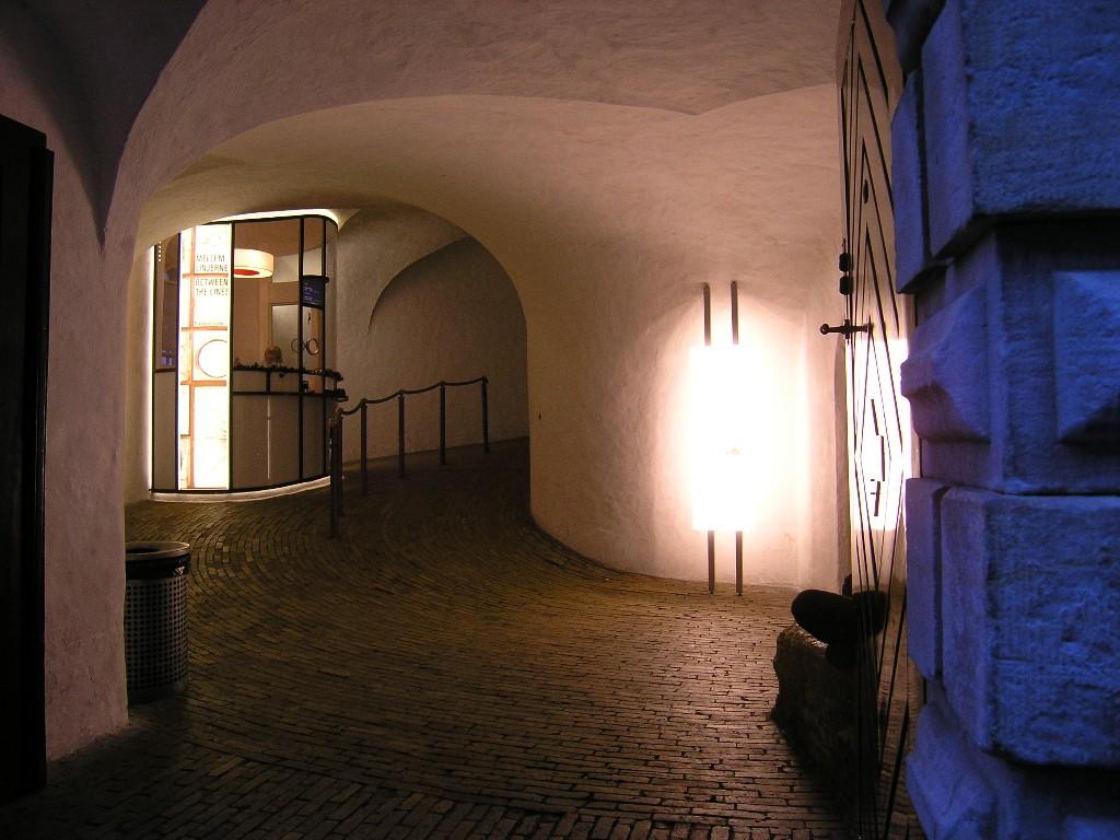 Kopenhagen: Trinitatis Kirke (Runde Tarn)