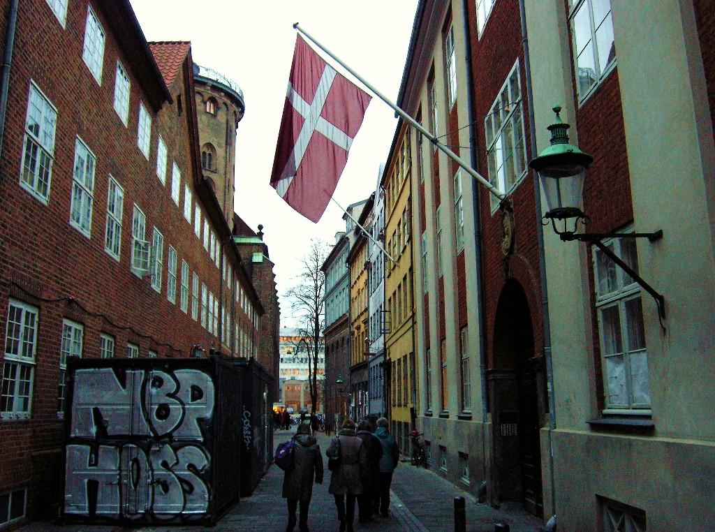 Kopenhagen: Store Kannikestræde