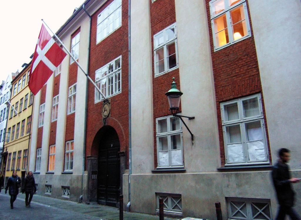 Kopenhagen: Elers' Kollegium