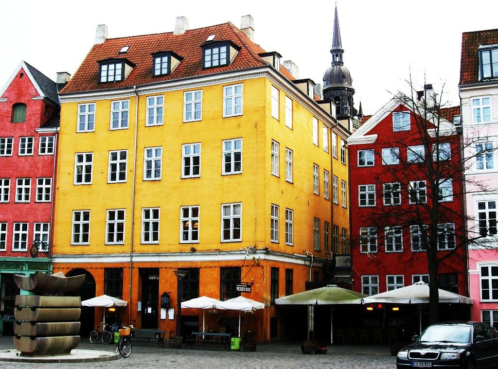 Kopenhagen: Gråbrødretorv