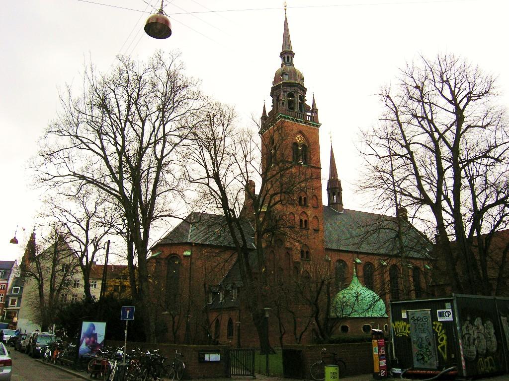 Kopenhagen: Helligånds Kirke