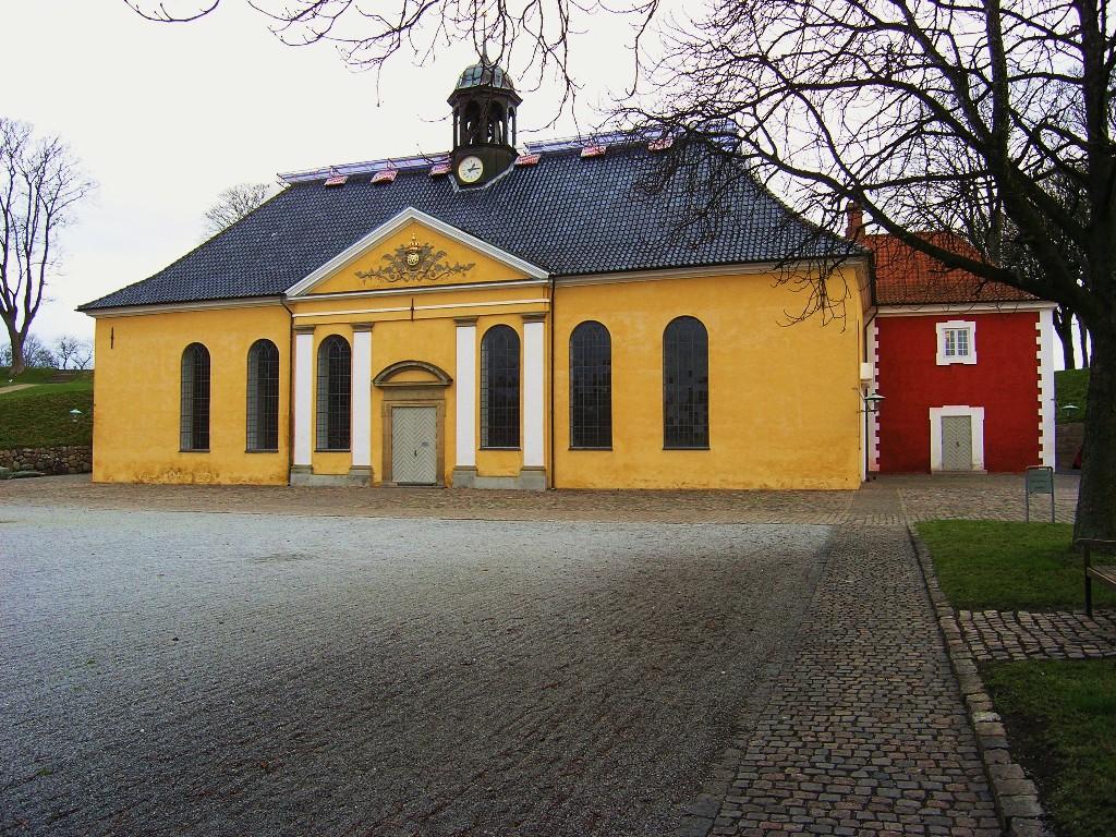 Kopenhagen: Kastellkirke