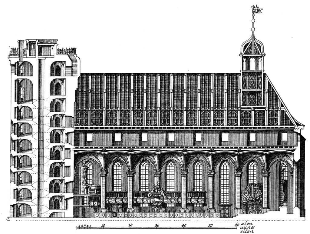 Trinitatiskirkekøbenhavn1748 Große E-Mail-Ansicht