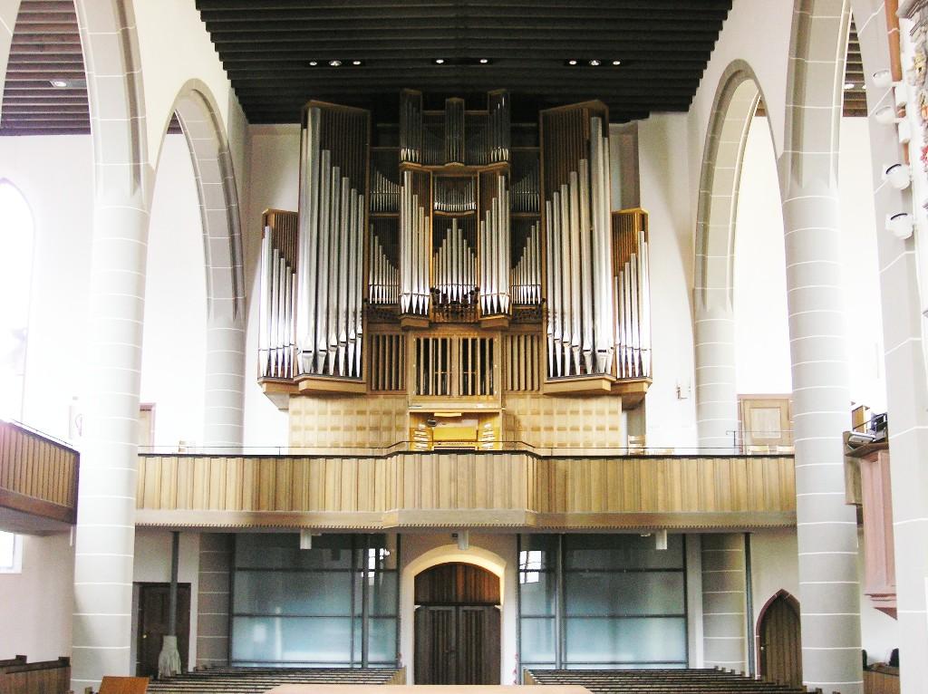 Darmstadt: Stadtkirche