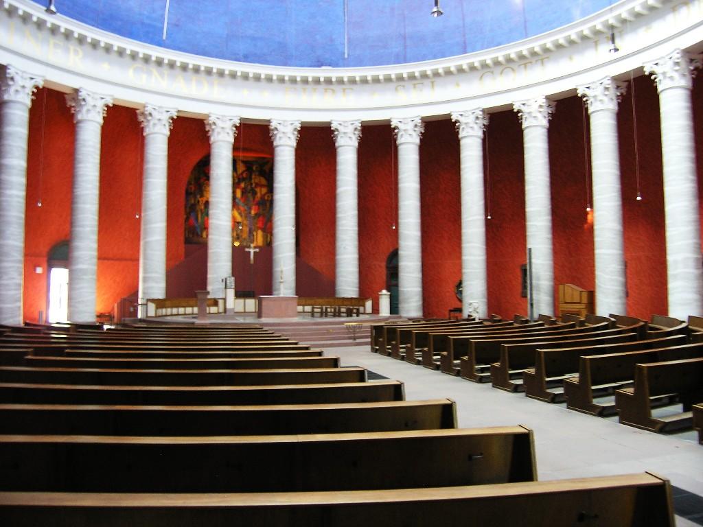 Darmstadt: Ludwigskirche
