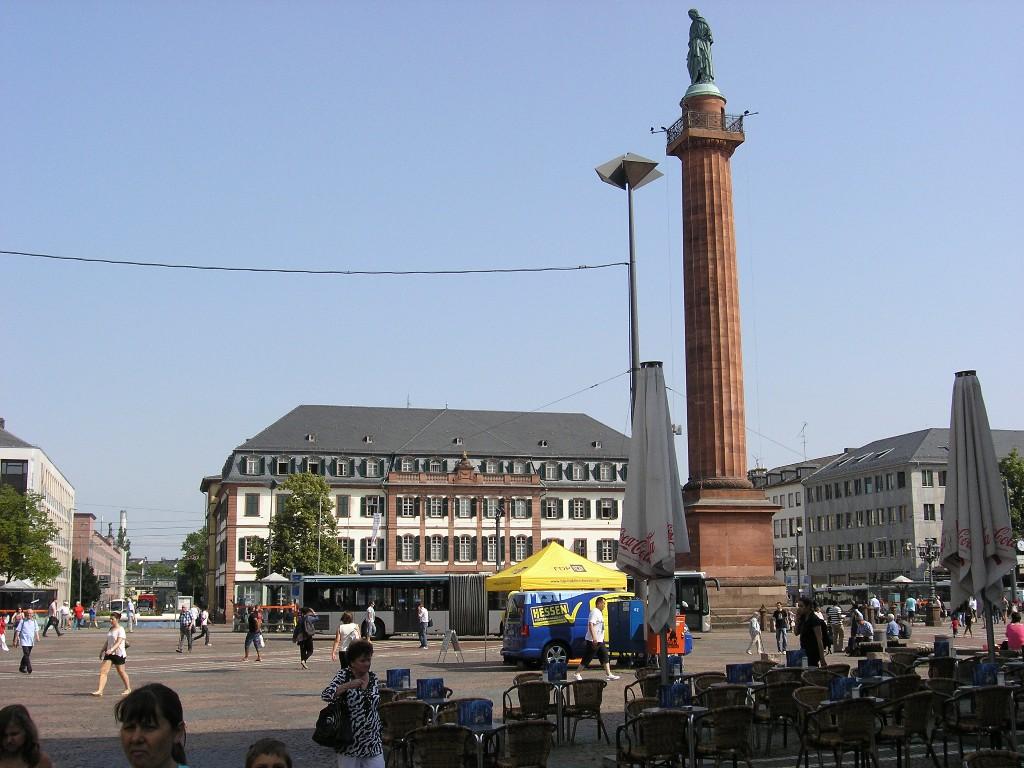 Darmstadt: Luisenplatz