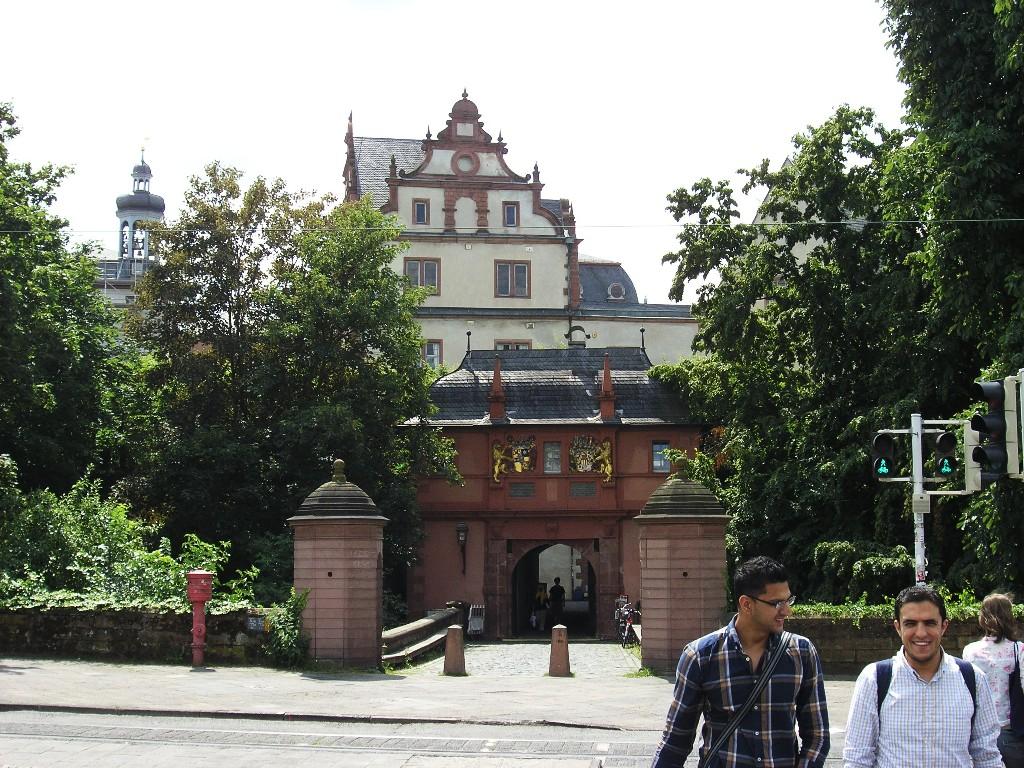 Darmstadt: Residenzschloß