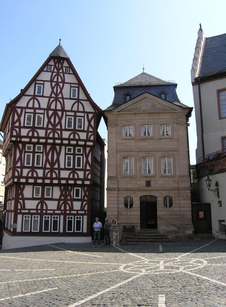 Aschaffenburg: Stiftsplatz
