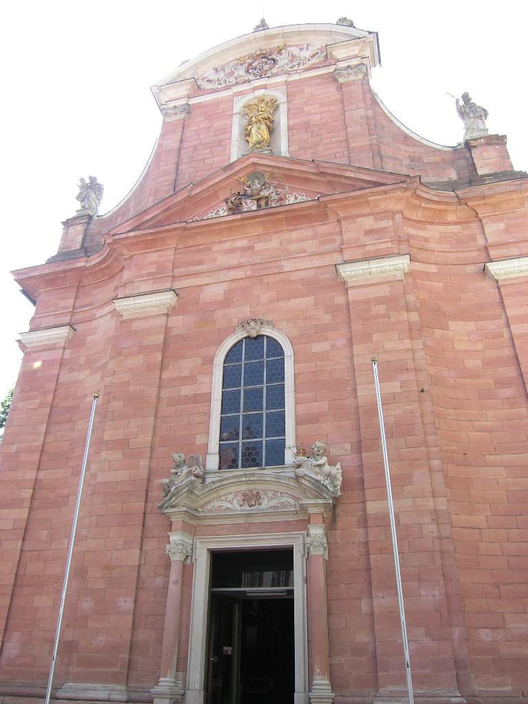 Aschaffenburg: Pfarrkirche Unser Lieben Frau / Parish church of Our Lady