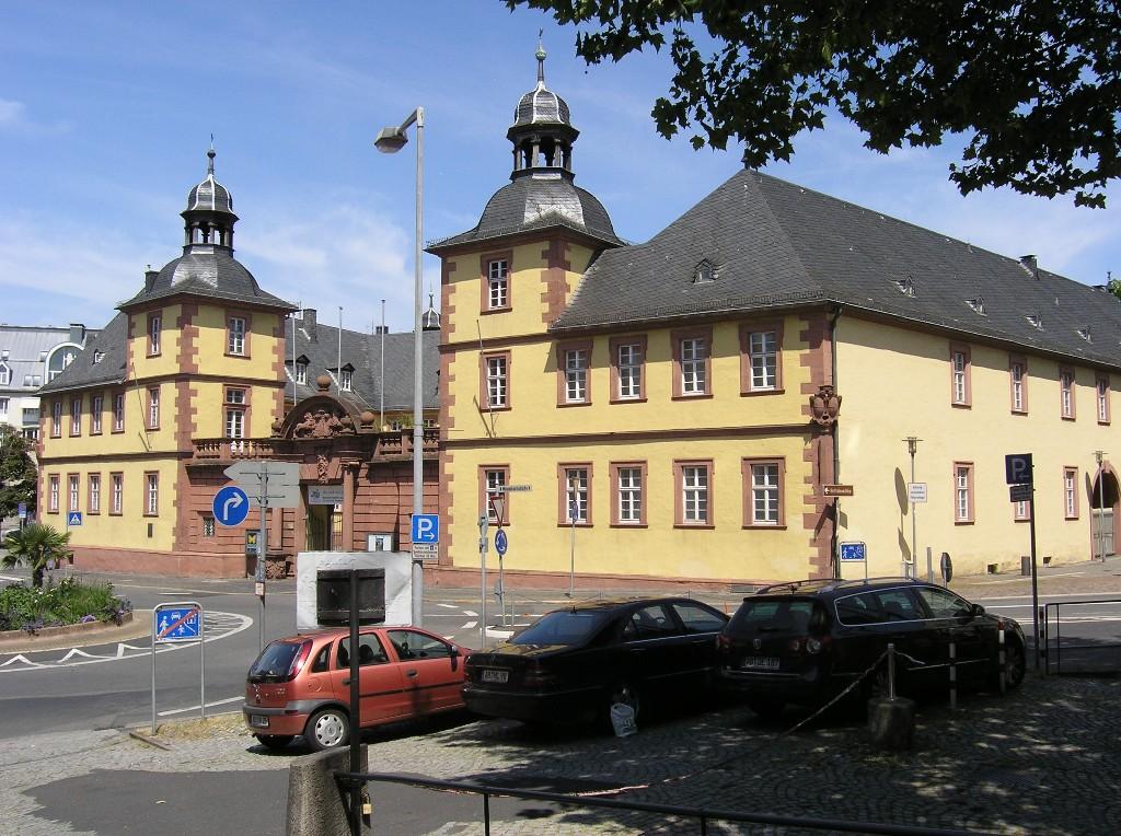 Aschaffenburg: Schönborner Hof