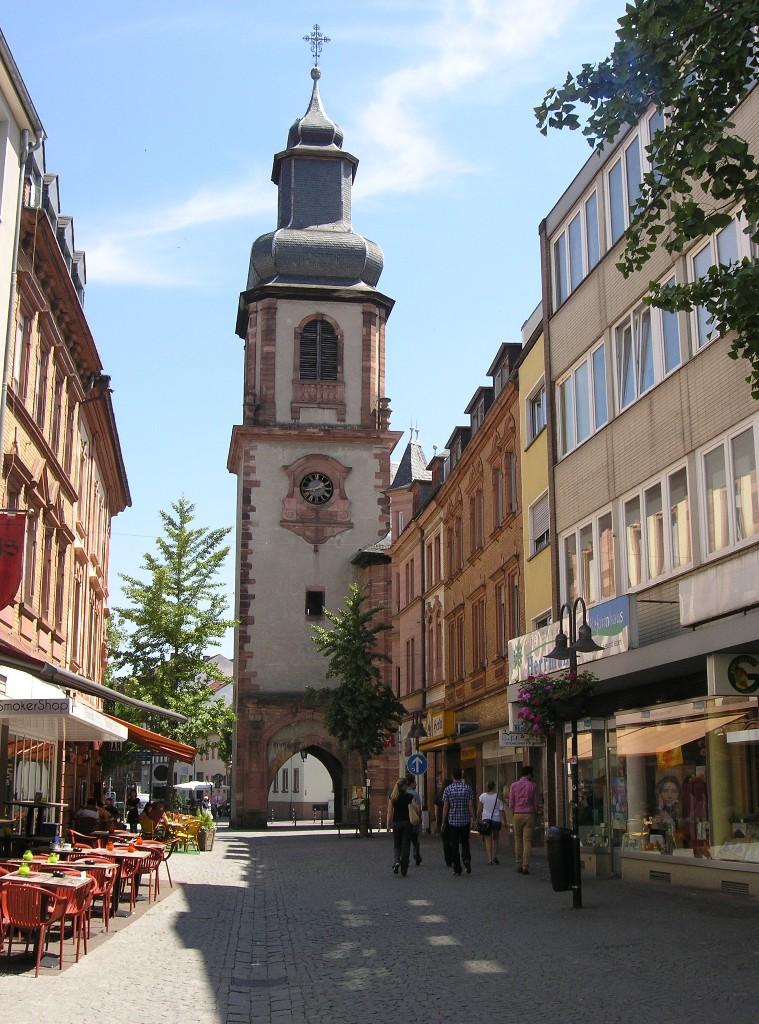 Aschaffenburg: Sandkirche