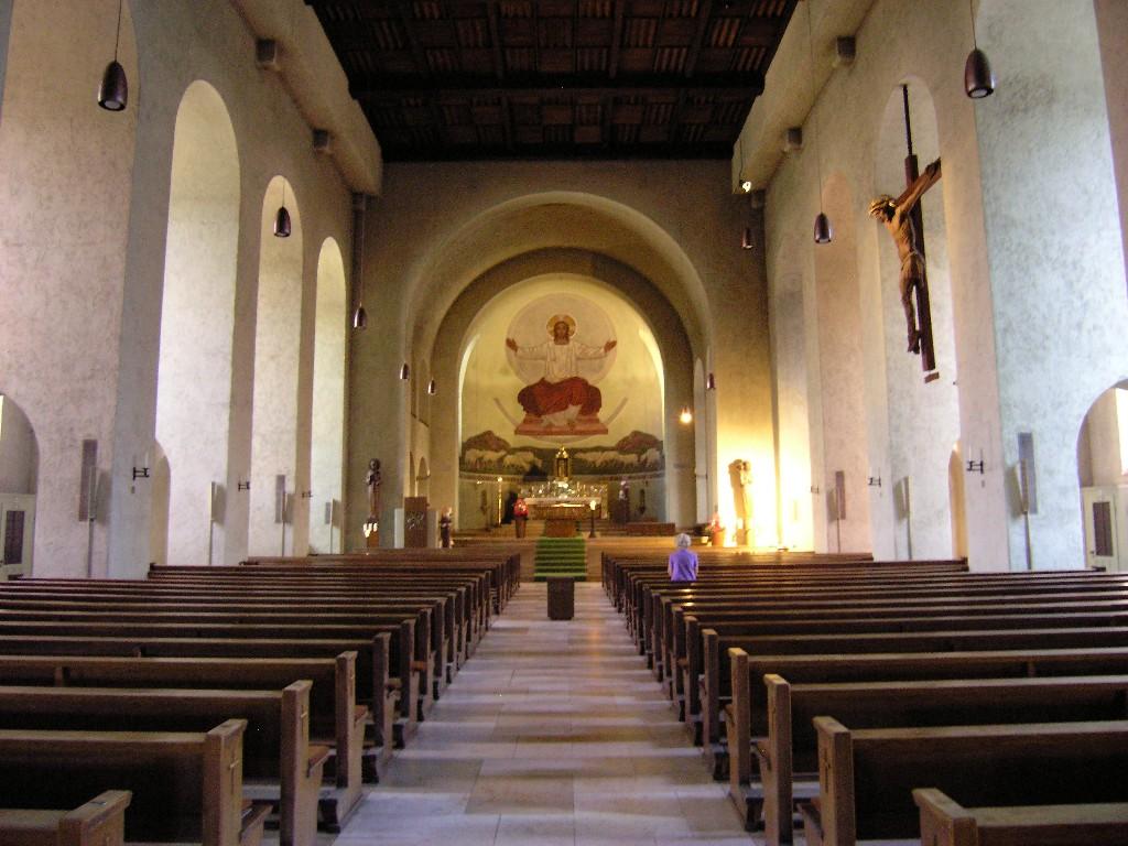 Aschaffenburg: Herz-Jesu-Kirche