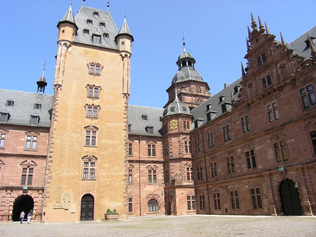 Aschaffenburg: Schloß Johannisberg