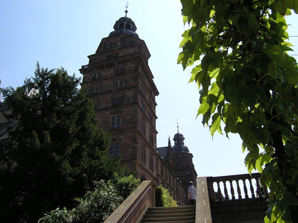 Aschaffenburg: Schloß Johannisburg