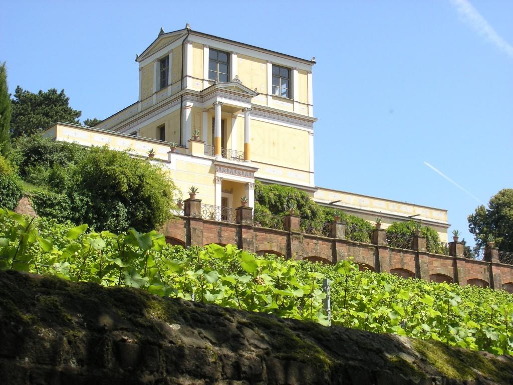 Aschaffenburg: Schloß Johannisburg.  Pompeianum