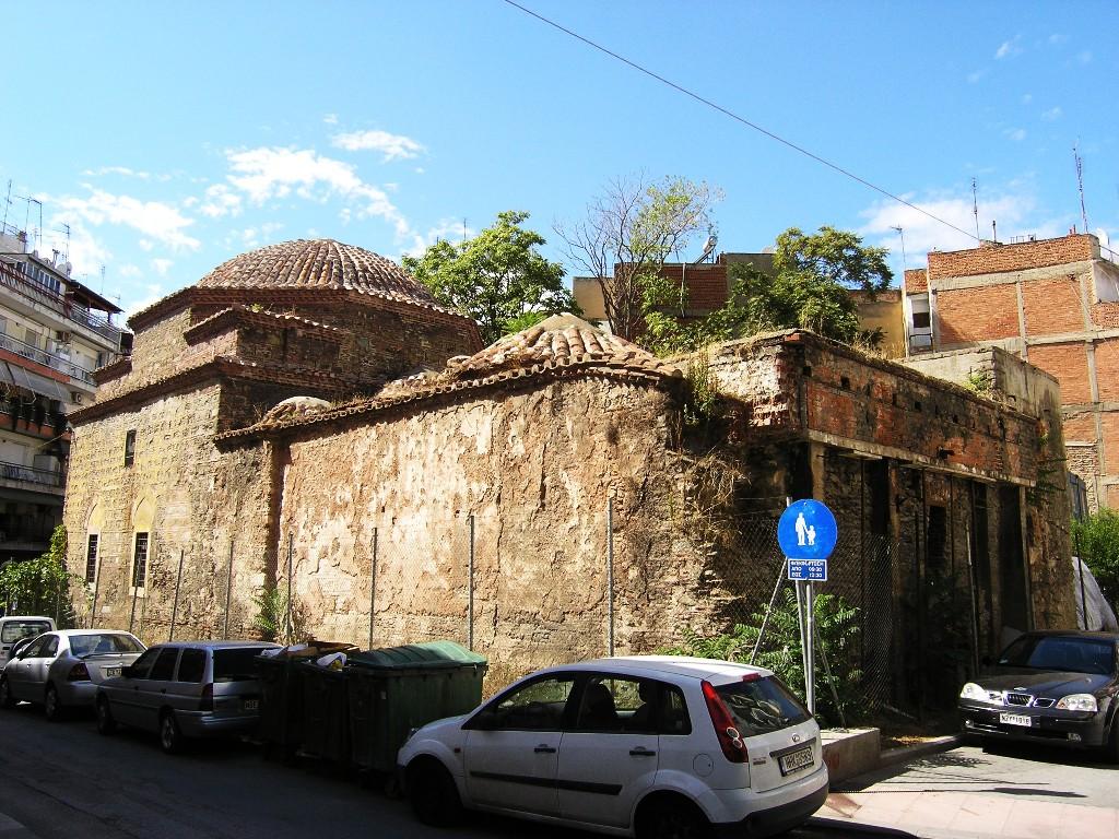 Thessaloníkē: Paşa Hamam