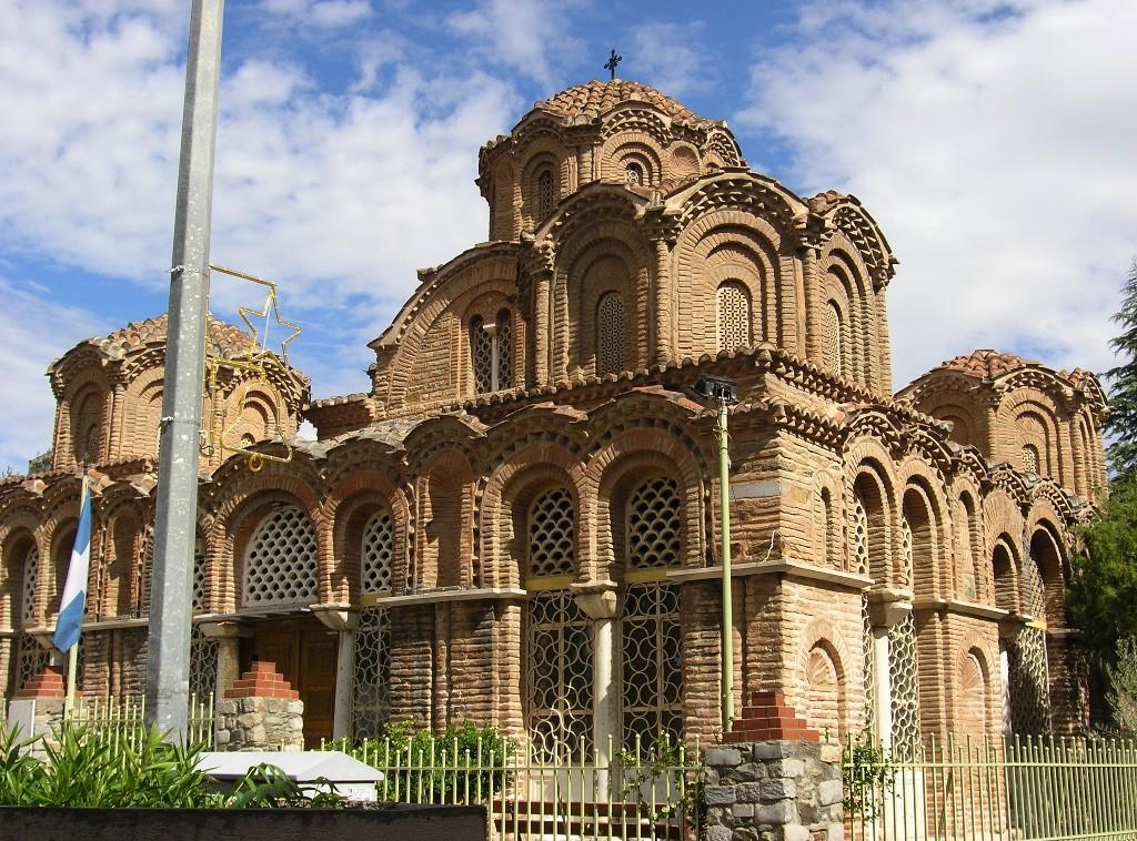 Thessaloníkē: Agía Aikaterínē