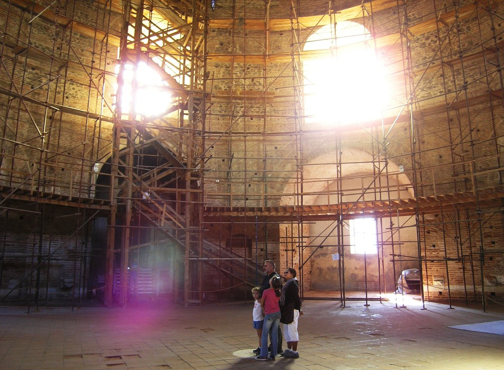 Thessaloníkē: Galerius-Rotunde