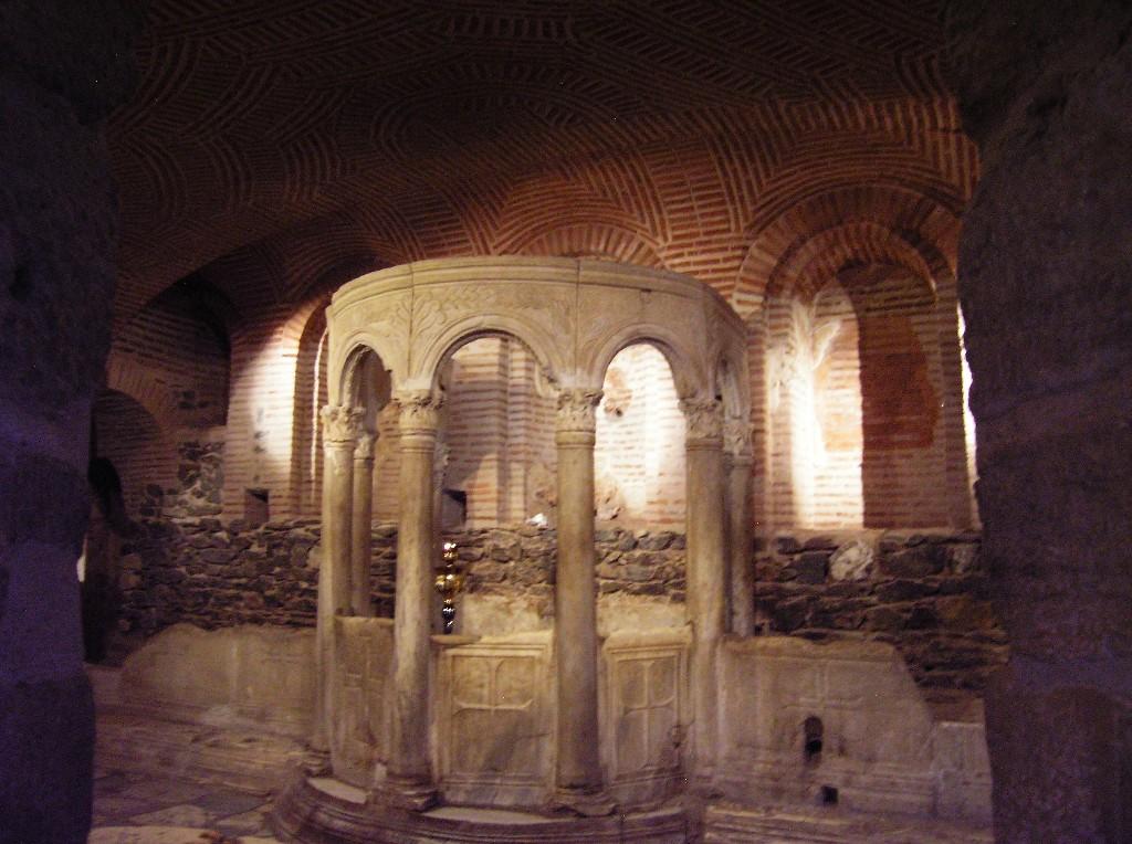 Thessaloníkē: Dēmḗtrios-Basilika