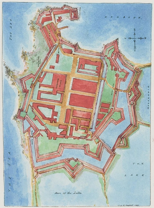 Map_of_Colombo_Fort JLK van Dort Standard-E-Mail-Ansicht